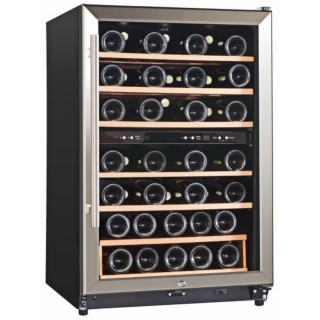 Arctic King BWC1046 45 Bottle Stainless Steel Electronic Control Wine Cooler