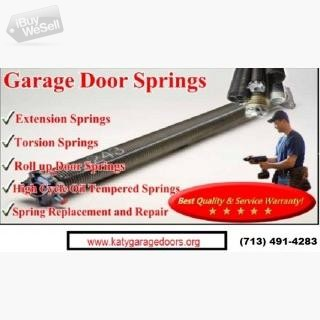 Are you finding Quality Garage Door Repair Company in Katy, TX?