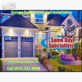 Are you finding Top New Garage Door Installation Company? Call (972) 521-8068