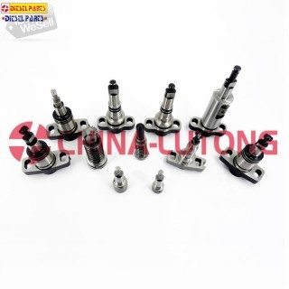 Auto Parts Wholesale 131153-1220 Fuel Injector for Nissan Diesel