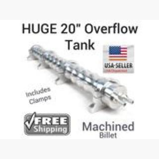 AutoLoc Power Accessories Overflow Tank 1026612 2001 Buick Park Avenue 20 Inch Billet Radiator Overf