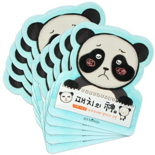BEYOND The God of Patches Bye-Bye To Clouded Face 10pcs,