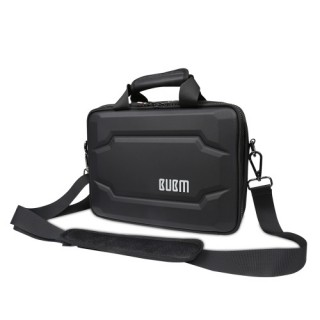 BUBM Double Layer Laptop Bag 13 Inch Notebook Shoulder Handbag