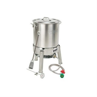 Bayou Classic 800-130 Homebrew Kettle Starter Kit