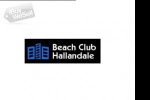 Beach Club 3 Hallandale