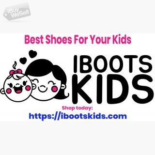 Best Shoes For Your Kids….Shop Online Today!