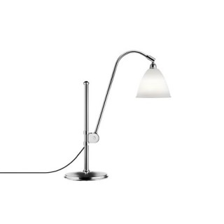 Bestlite BL1 Bordslampa Benporslin/Krom BL1 Table Ø16 Chrome/Bone Ch.