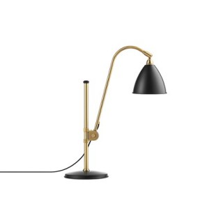 Bestlite BL1 Bordslampa Svart/Mässing BL1 Table Ø16 Brass/Char.Black