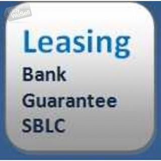Bg sblc offers for lease and sales