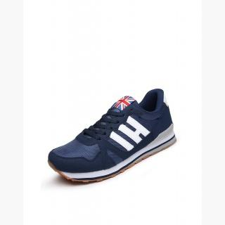 Blue Anti-Skidding Track Men's Sneakers