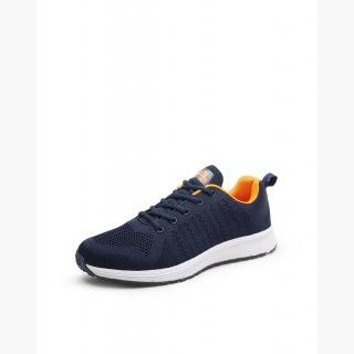 Blue Portable Track Men's Sneakers