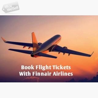 Book Cheap Air Tickets with Finnair Flights I  Contact me