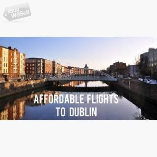 Book First Class Air Tickets To Dublin I  Contact me