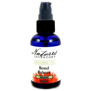 Bowel Balance Wellness Oil, 2 oz, Nature's Inventory