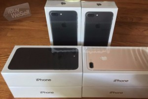 Brand New Apple Iphone 7/ 7 Plus Rose Buy 2 Get 1 Free Easter Sales Promo  !!!