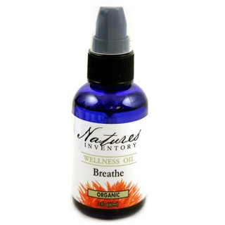 Breathe Wellness Oil, 2 oz, Nature's Inventory