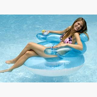 Bubble Chair Pool Lounger
