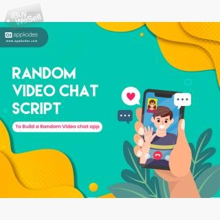 Build a comprehensive random video chat script