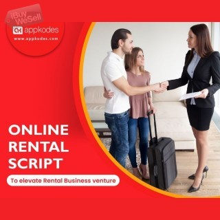 Build a readymade and complete rental script