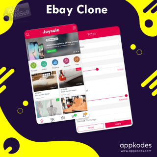 Build a stunning online classified platform with ebay clone