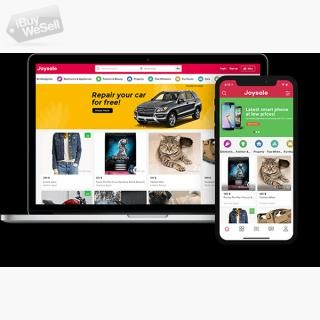 Build a stunning online classifieds platform with ebay clone