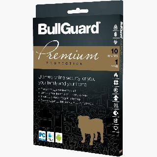 BullGuard Premium Protection 2018 Edition