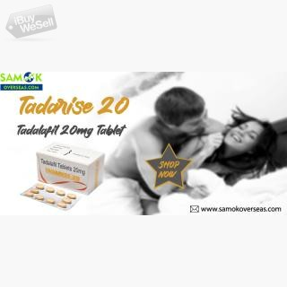 Buy Cheap Tadarise 20