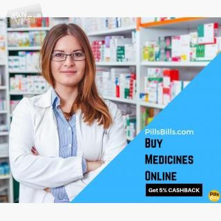 Buy Medicines Online with 5% CASHBACK