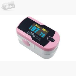 Buy Pink Color OLED Finger Pulse Oximeter (California ) Los Angeles