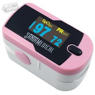 Buy Pink Color Pulse Oximeter at $18.95 on Amazon