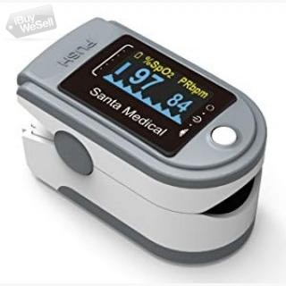 Buy Santamedical Finger Pulse Oximeter with Free Shipping in USA