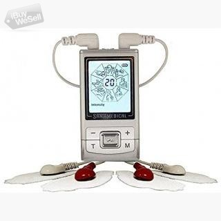 Buy Tens Unit Electronic Pulse Massager at Offer Price