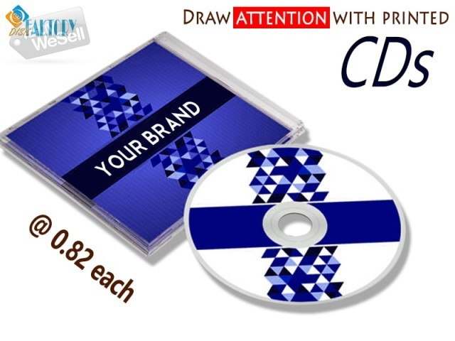 CD Printing service from the experts in USA (California ) San Francisco