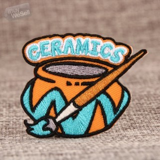 CERAMICS Custom Patches