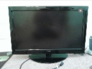 "COby 32"" Flatscreen HD Tv"