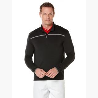 Callaway Men's 1/4-Zip Mock Performance Pullover