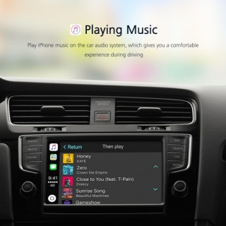 Car Android Stereo Smart Assistant CarPlay