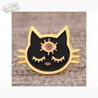 Cat Custom Lapel Pins