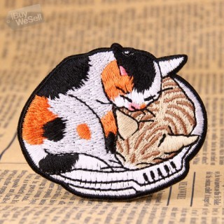 Cat Custom Made Patches