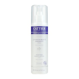 Cattier Rosée Florale Soothing Beauty Lotion 6.76oz, 200ml