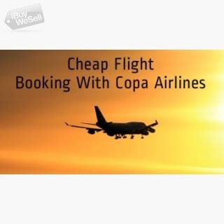 Cheap Copa Airlines Tickets I  Contact me