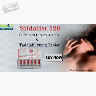 Cheap Sildalist 120