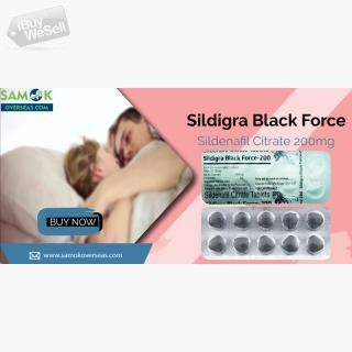 Cheap Sildigra Black Force 200 Tablets