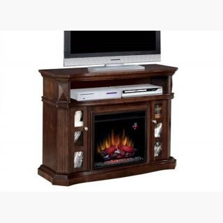 Classic Flame Bellemeade Media Mantel Electric Fireplace