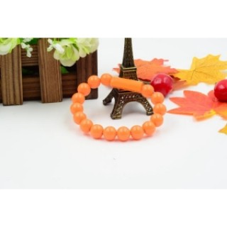 Colorful Acrylic Buddha Beads Bracelet Micro USB Cable for Samsung LG HTC Android  Smart Phones Oran