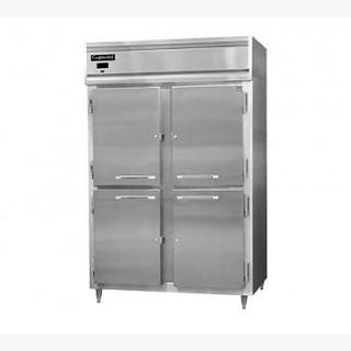 Continental Designer Fridge / Freezer Combo, Two Sections DL2RF Models with Full or Half Doors