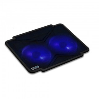 CoolCold Ice 1 PRO 2 Fan USB Laptop Cooling Pad Mute Notebook Cooler