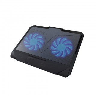 "CoolCold Ice 5 2 Fan Mute Laptop Cooling Pad for 15.6"" Laptop"