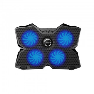 CoolCold Ice Magic 2 USB 2.0 4 Fan Laptop Cooling Pad Notebook Cooler