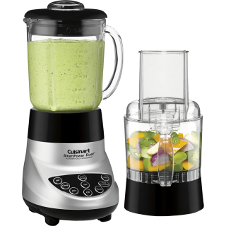 Cuisinart SmartPower Duet Blender/Food Processor (BFP-703BC)